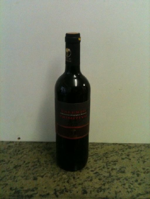 Primitivo Salento igt.750 ml.